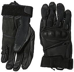 Blackhawk Men\'s S.O.L.A.G. HD Glove with Kevlar (Black, Small)