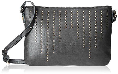 Caprese-Womens-Sling-Bag-Dark-Grey