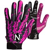Neumann Rage Youth Football Receiver Gloves by Neumann
