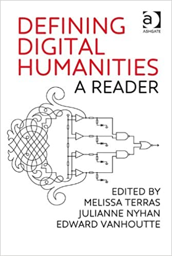 Cover of Defining Digital Humanities