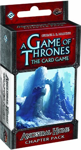 A Game of Thrones LCG: Ancestral Home Chapter Pack - 1