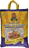 Laxmi Diabetic Friendly Basmati Rice w/ Lower G.I. Index Value - 10lb
