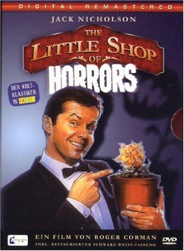 The Little Shop Of Horrors (Colorierte Fassung + Schwarzweiß-Fassung - Remastered)