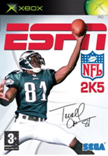 ESPN NFL 2K5 (Xbox) by Take 2 (Espn Football Xbox compare prices)