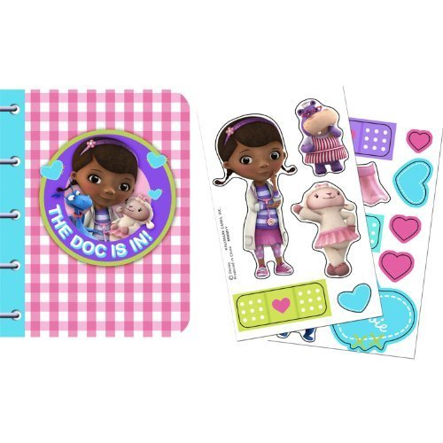 Doc McStuffins Sticker Activity Books