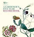 img - for Royal Horticultural Society A Gardener's Five Year Record Book book / textbook / text book