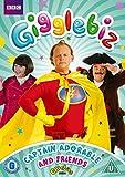 Gigglebiz: Captain Adorable & Friends (CBEEBIES) [DVD]
