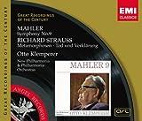 Mahler Symphony No 9 / Metamorphosen