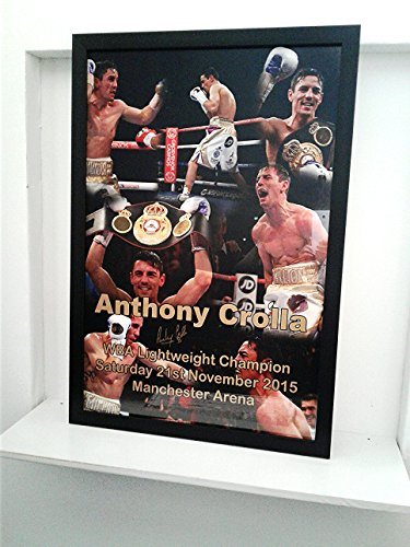 authentique-anthony-crolla-signe-poster