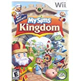 My Sims Kingdom - Wiiby Electronic Arts
