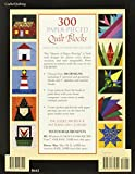 Download 300 Paper-Pieced Quilt Blocks: (CD included)