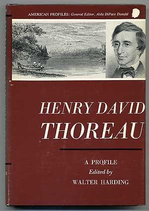 Henry David Thoreau: A Profile.