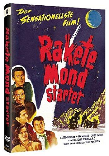 Rakete Mond startet [Limited Edition]