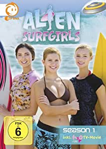 Alien Surfgirls Folge 1