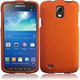 For Samsung Galaxy S4 S 4 Active i537 i9295 Hard Cover Case Orange Accessory