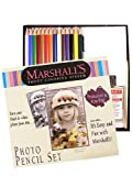 Marshalls Photo Pencil Sets starter colors set of 9