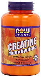 NOW Foods Creatine Powder, 8 Ounces