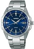 [ワイアード]WIRED 腕時計 ソーラー ハードレックス 日常生活用強化防水 (10気圧) AGAD048 メンズ
