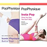 Pop Physique 2 DVD Set: Insta Pop & Iconic Physique: Butt & Thigh