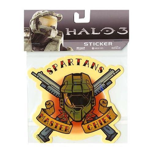 Halo 3 Noble Team Logo Game Die Cut Vinyl Decal Sticker   6.75 White
