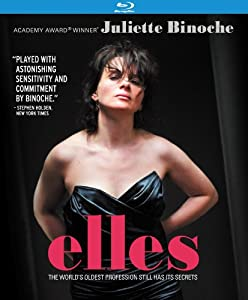 Elles [Blu-ray] (Version française) [Import]