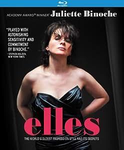 Elles [Blu-ray] (Version française) [Import]