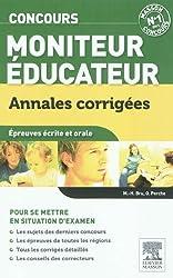 Annales corrigées concours moniteur-éducateur