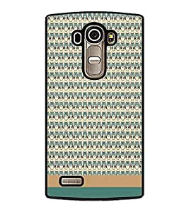 PrintDhaba Owl pattern D-1861 Back Case Cover for LG G4 (Multi-Coloured)