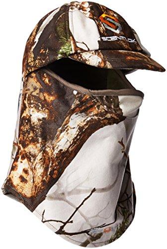 Scent-Lok Men's Full Season Ultimate Headcover, Vertigo Grey, One Size (Head Cover Camo compare prices)