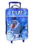 Disney Frozen Pilot Case Rolling Luggage Travel Backpack
