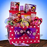 Disney Dora the Explorer Christmas Gift Baskets, Birthday, Get Well Gifts for Kids Under 10