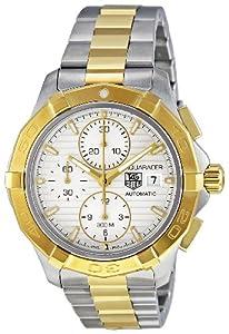 Tag Heuer Men's CAP2120.BB0834 Aquaracer Dial Dress Silver Dial Watch