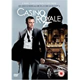 Casino Royale (2 Disc Collector&#39;s Edition) [2006] [DVD]by Daniel Craig