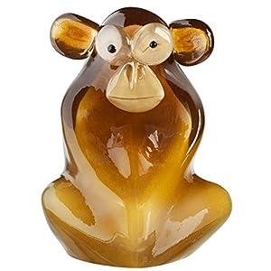 Amazon.com - Kosta Boda My Wild Life Shock The Monkey