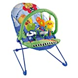 Fisher-Price Friendly First Bouncerby Fisher-Price