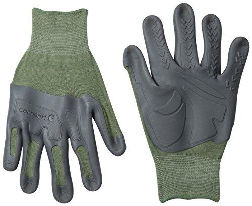 Carhartt Women'S Knuckler Glove, Green Tea, Large/X-Large