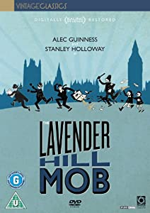 The Lavender Hill Mob (60th Anniversary Edition) - Digitally Restored [DVD] [1951]
