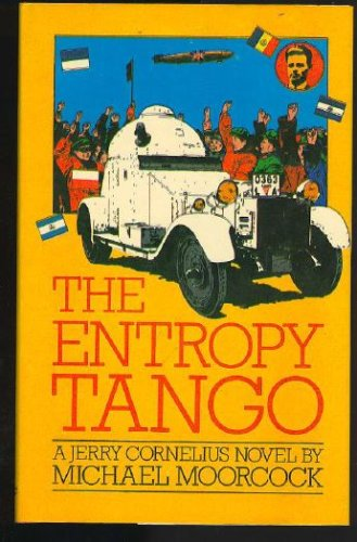 Cover of &quot;Entropy Tango&quot;