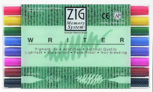 zig-memory-system-writer-dual-tip-markers-multicolor-8-pack