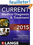 Current Medical Diagnosis & Treatment...
