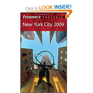 Frommer's Portable New York City 2009 by Brian Silverman