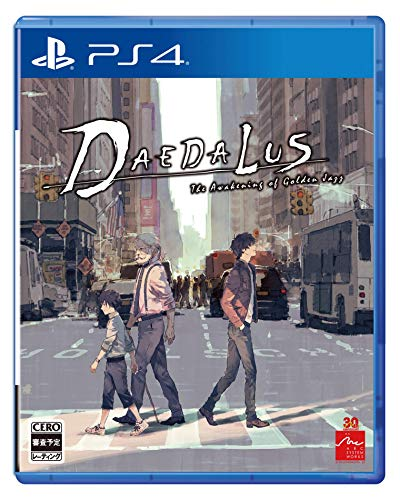 【PS4】ダイダロス:ジ・アウェイクニング・オブ・ゴールデンジャズ
