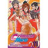Crimson Hero, Vol. 11 ~ Mitsuba Takanashi