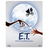 【Amazon.co.jp限定】E.T.コレクターズ・エディション スティールブック仕様(完全数量限定) [Blu-ray]