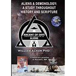Aliens & Demonology: A Study Throughout History and Scripture