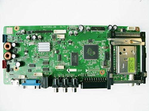Cheap AKURA APLDVD2049W-HDID APLDVD2YR1968 LCD TV MAIN AV