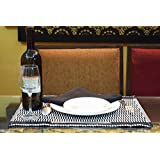 Belle Maison 100% Cotton Table Placemats With Co-Ordinated Napkins, Pack Of 4