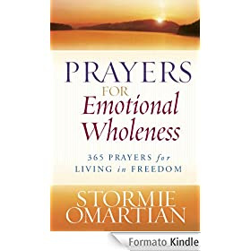 Prayers for Emotional Wholeness (English Edition)
