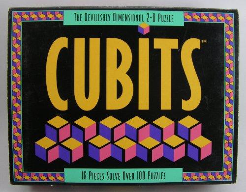 Cubits The Devilishly Dunebsuibak 2-D Puzzle - 1