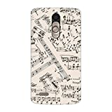 Garmor Silicone Back Cover For LG LG L Bello(D335)
